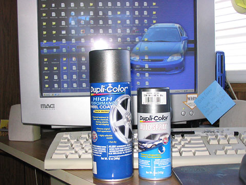Spray Paint For Wheel Recomendation
